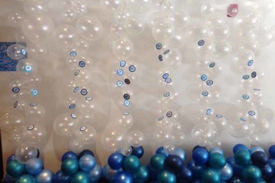 Bubble Display